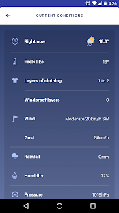 MetService NZ Weather- screenshot thumbnail