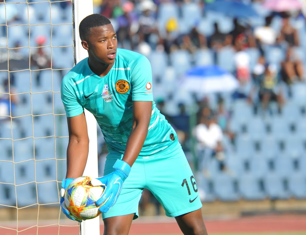 Itumeleng Khune picks Kaizer Chiefs' teen keeper Molefe to be his Bafana successor - SowetanLIVE
