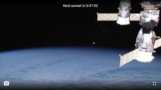 МКС HD Live - Прямой эфир Screenshot