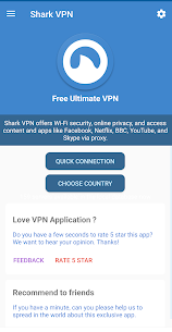 Shark VPN : Fast VPN Proxy Master Mod APK[Premium Cracked] 8