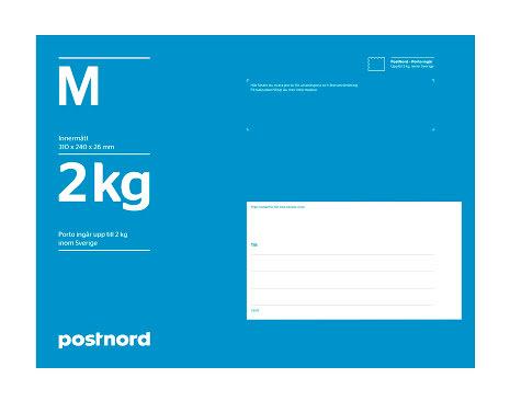 Blå Box M Porto