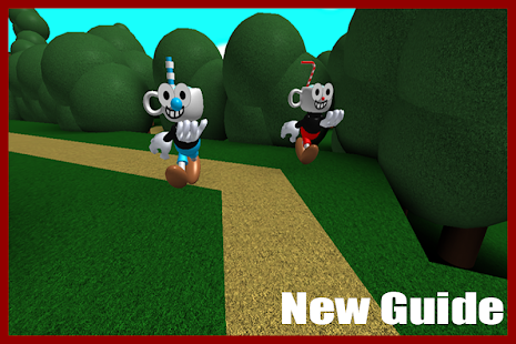 Tips of cuphead roblox : new - náhled