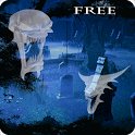 Ghost Halloween Cemetery Live Wallpaper icon
