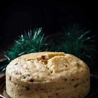 Eggless Mawa & Tutti Frutti Sponge Cake / Cardamom flavored Steamed Milk Cake – Christmas Recipes.