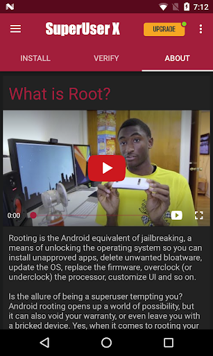Superuser X Free [Root] L screenshots 5