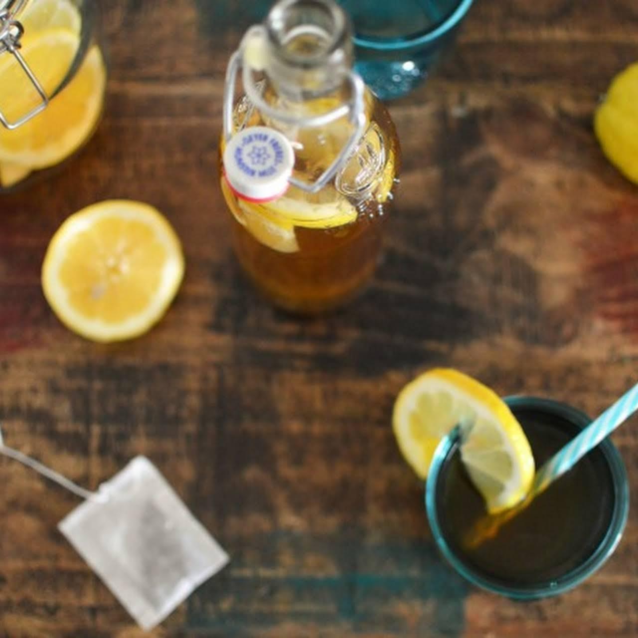 Belly Blasting Detox Lemonade