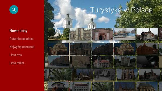 Turystyka w Polsce Android TV - náhled