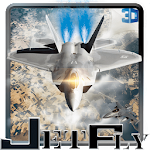 Fly F18 Jet Fighter Airplane Game Attack Free 3D Icon