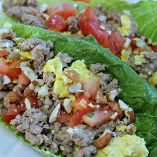The Best Healthy Ground Turkey Lettuce Wrap Recipe