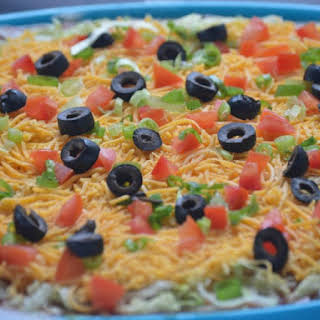 Baked Mexican Dip Recipes.