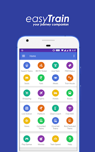 Mobile IRCTC Ticket Booking Live Train Status NTES App Latest Version Download For Android 1