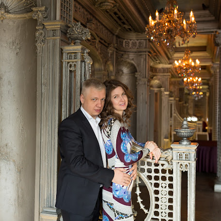 Wedding photographer Elena Lavreshova (lavelena). Photo of 31.01.2017