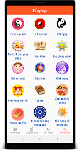 Download Lịch vạn niên 2020 - Lịch Việt & Lịch âm For PC Windows and Mac apk screenshot 7