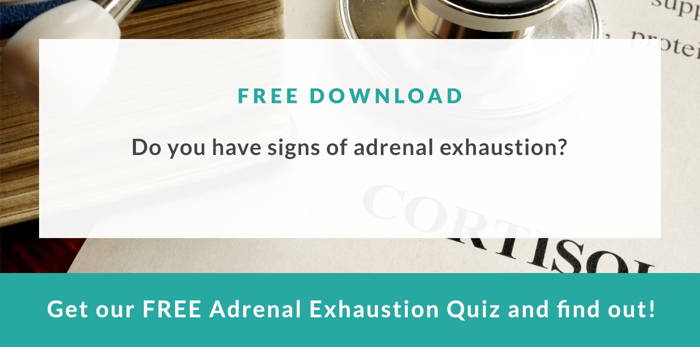Adrenal Exhaustion Quiz