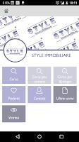 Screenshot of Style Immobiliare