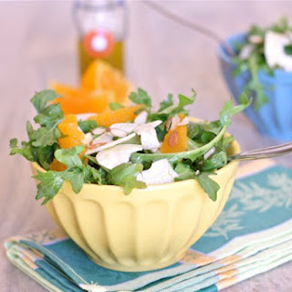 Summertime Arugula, Fennel, and Citrus Salad
