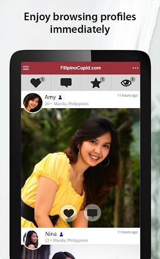 FilipinoCupid - Filipino Dating App 3.1.5.2411 screenshots 10