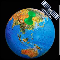 World Offline Map & Live Street View