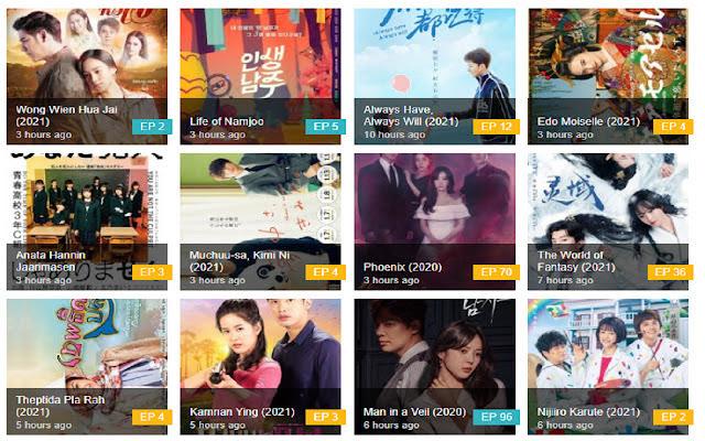 Dramacool City - Watch Asian Dramas Online