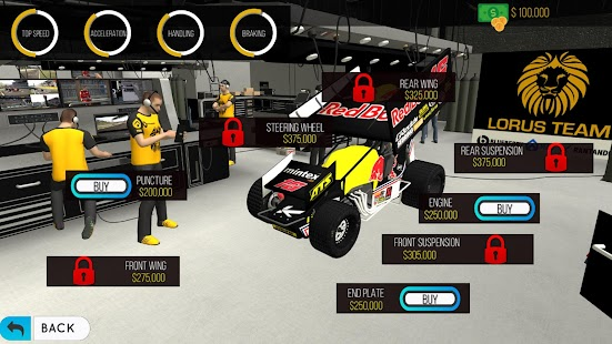 Outlaws - Sprint Car Racing 2019 Screenshot