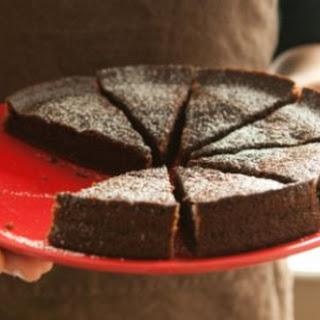 Carob Cake.