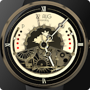 Steampunk - Animated Watch Face