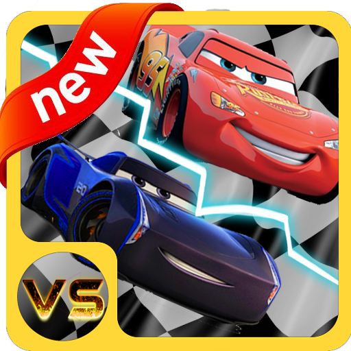 Lightning McQueen and Jackson