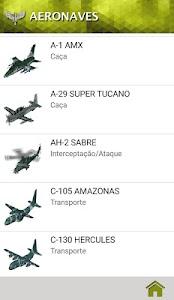 FAB (FORÇA AÉREA BRASILEIRA) screenshot 4