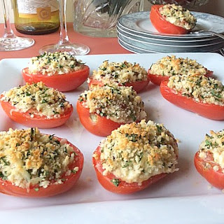 Stuffed Tomatoes With Bacon And Cheese Recipes