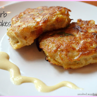 Low Carb Crab Cakes.