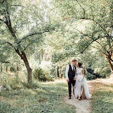 Wedding photographer Anastasiya Tokmakova (antokmakova). Photo of 19.10.2018