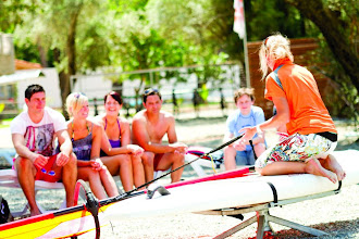 Photo: Learn something new on holiday with our RYA qualified instructors...  http://www.neilson.co.uk/beach