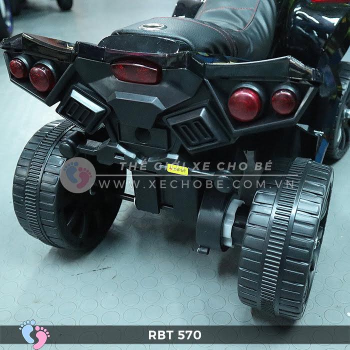 Mô tô điện trẻ em 4 bánh RBT-570 14