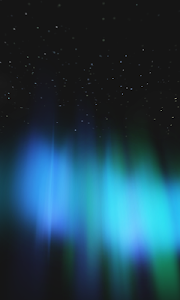 Aurora 3D Live Wallpaper Free screenshot 3
