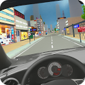 Driving Car 3D Simulator icon