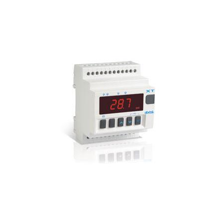 Pressostat/Hygrostat multi, 4-20mA, 0-1V, 0-10V, 2-polig