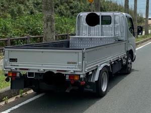 ダイナトラックのカスタム事例画像 atsushiさんの2020年08月17日01:38の投稿