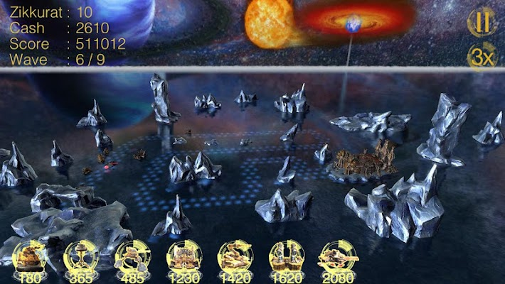 Vietrix Tower Defense- screenshot