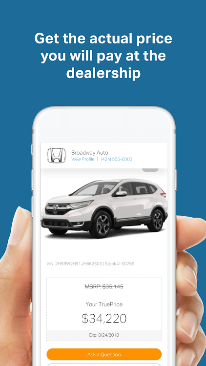 Truecar Used Cars >> Truecar The Car Buying App Find New Used Cars
