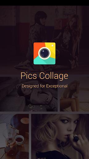 Pics Collage -フォトグリッドメーカー