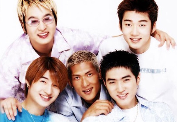 g.o.d group picture
