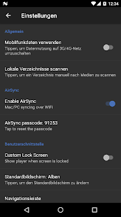 doubleTwist Pro music player (FLAC/ALAC & Gapless) Screenshot