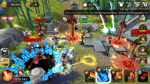 Guardian Soul - Real Time Strategy + Action RPG 1.4.1 screenshots 2