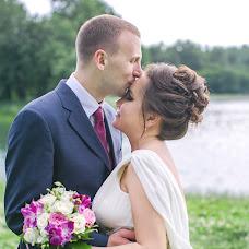 Wedding photographer Anna Malyuka (HappyAnnet). Photo of 06.07.2016