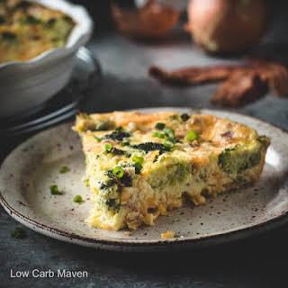 Broccoli Quiche No Milk Recipes.