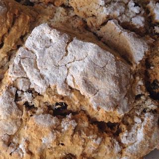 Gluten Free Spiced Fruit Soda Bread