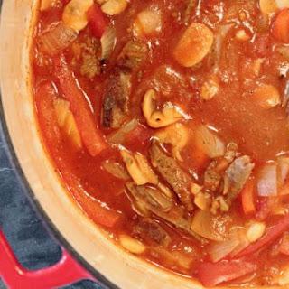 Low Fat Venison Sausage Casserole Recipe