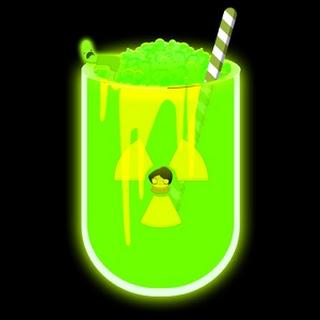 Radioactive Milkshake.