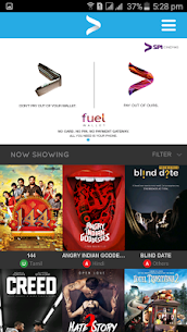 SPI Cinemas Movie Tickets App Download For Android and iPhone 1
