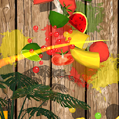 Easy to cut fruit 3D -New Game